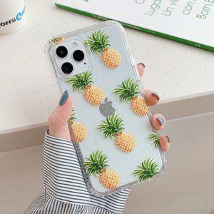 NEW iPhone 12/11/Pro/Max/XR Protective Pineapple